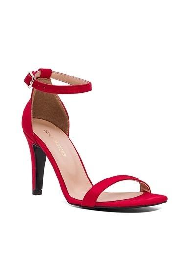 Sole Sisters Sandalet Kırmızı